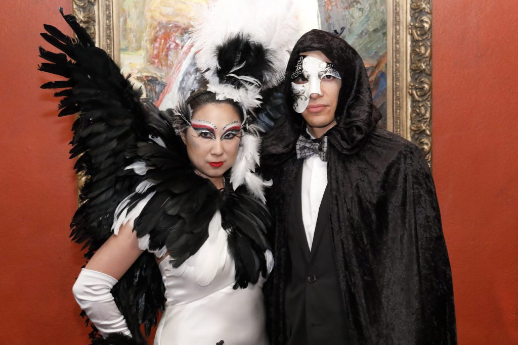 Mimi and the Phantom